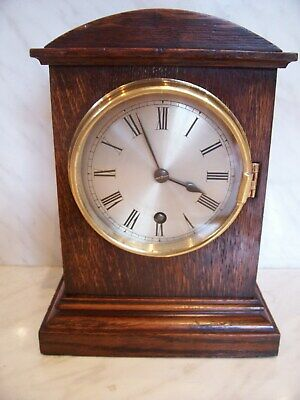 English, Edwardian Bracket Clock.