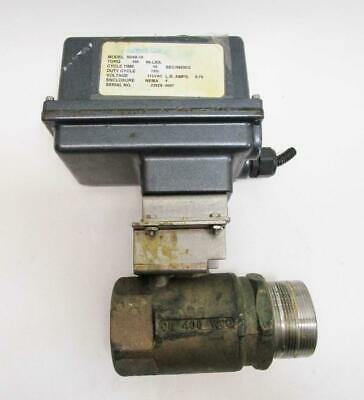 Power Controls SD4B-10 Rotary Actuator