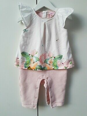 Ted Baker Girls Outfit 9-12m