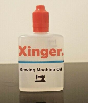 Xinger Sewing Machine Oil 30ml