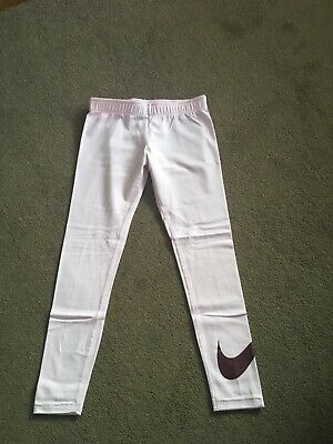 Nike girls leggings age 8-10 years new