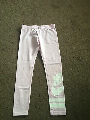 Nike girls leggings age 10-12 years new