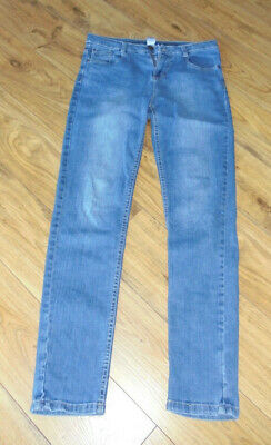 Boys Blue Denim Jeans - BHS - Age 13-14yrs