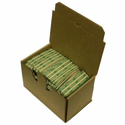 Coin-Tainer Flat Coin Wrappers Dimes $5 1000 Wrappers/Box 30010