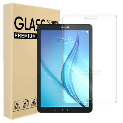 "Full Cover Tempered Glass Screen Protector for Samsung Galaxy Tab E 8.0"" (T377A)"