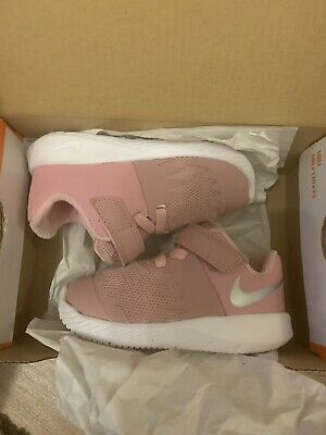 Infant Girls Nike Trainers Size 3.5