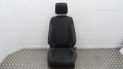 2013 FORD FIESTA Hatchback RIGHT DRIVERS Front Seat
