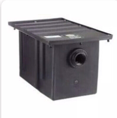 Ashland 4835 Grease Trap With Threaded Connections  35GPM 70lbs