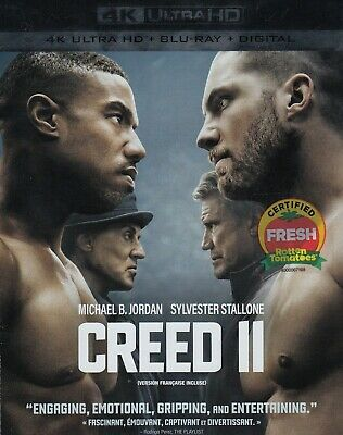Creed Ii (4K Ultra Hd/Bluray)(2 Disc Set)(Used)