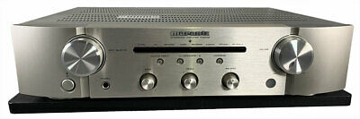 Marantz PM6006 Stereo 45W Integrated Amplifier - Silver [RRP $1,130]
