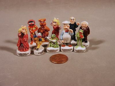 Muppet Show French Feve Porcelain Miniatures