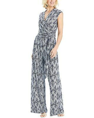 Womens Nightingales Printed Jersey Jumpsuit JD Williams