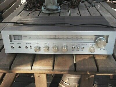 Vintage Akai AA-1115 Stereo Amplifier / Receiver Made in Japan in VGC.