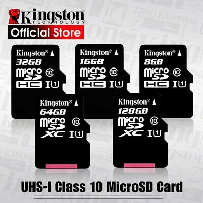 Kingston Micro SD Card Memory Card Class10 carte sd memoria 128GB 32GB 64GB