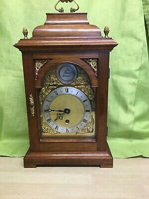 Fusee Bracket Clock