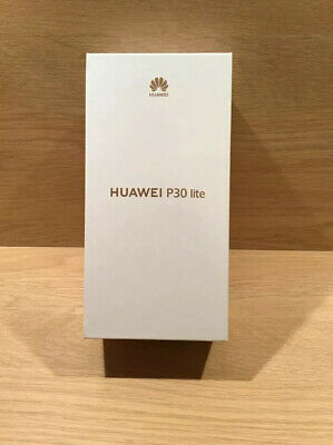 HUAWEI P30 LITE 128GB Brand New Sealed In Box BNIB Unlocked Mobile Phone
