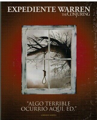 Expediente Warren - The Conjuring (Bluray Nuevo)