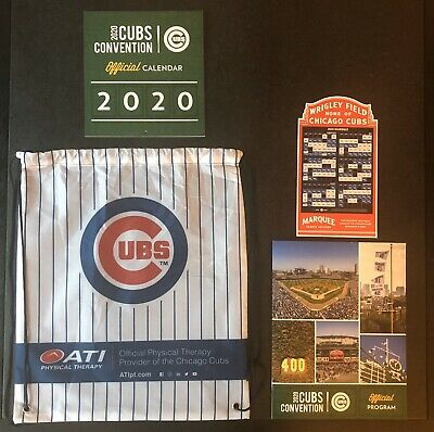 2020 Chicago Cubs Convention Package