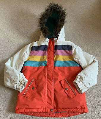 Mini Boden Girls All Weather Waterproof Ski Jacket Age 11-12 Years