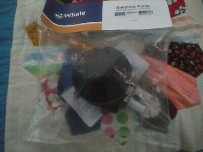 Whale Babyfoot Manual Galley Foot Operated Pump GP4618 NIP. Free ship