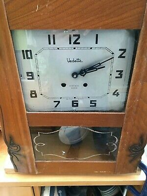 Vedette Antique Wall Clock