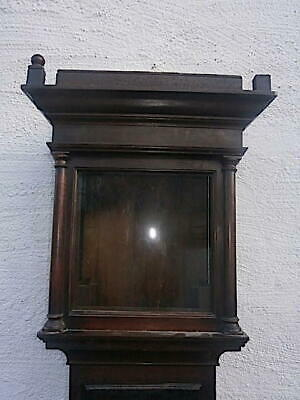 EARLY  LONGCASE CLOCK  case for a  1x11 inch dial C1740