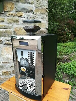 Flymax Kronos Commercial Bean To Cup Coffee Hot Drinks Cafe Vending Machine