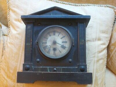 Original Victorian Aesthetic Clock c 1880 - 1890 Non working