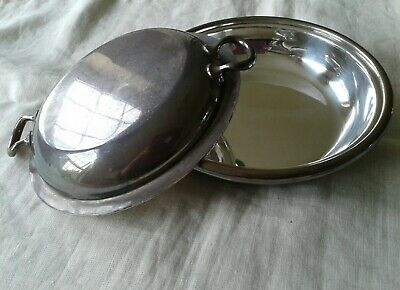 Joseph Rodgers Sheffield Silver Plate Serving Tureen (Double)