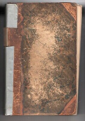 Treatise on Clock and Watch Making,Thomas Reid 2nd Edition  1830? Poor Condition