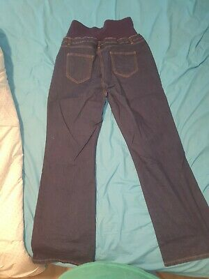 Maternity Jeans Size 16 - 2 pairs NEW Crossroads
