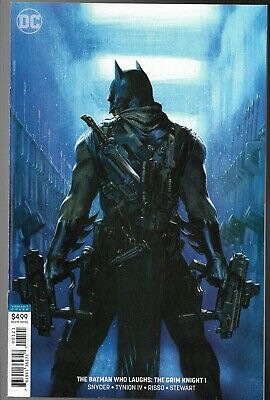 Batman Who Laughs The Grimm Knight #1 Gabriele Dell'Otto Variant