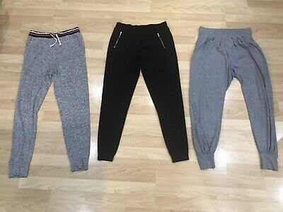 Primark George H&M Girls Joggers / Lounge Pants Age 12-13