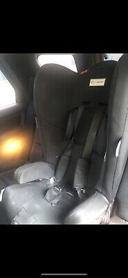 InfaSecure Child seat to Booster Seat