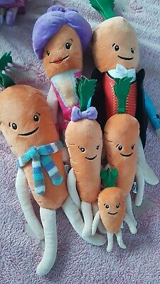 Kevin the carrot family