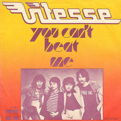 "VITESSE ‎– You Can't Beat Me (1977 NEDERPOP VINYL SINGLE 7"")"