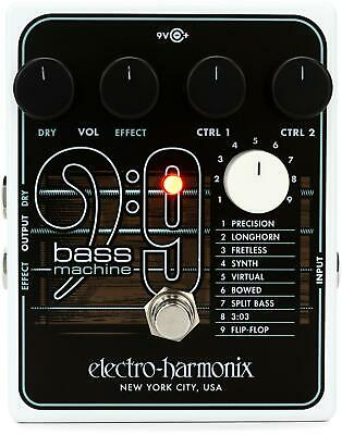 Bass9 Bass Machine