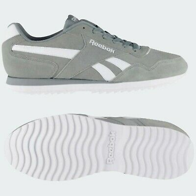 Reebok Classic Leather Glide Ripple Grey CN4044 Casual Trainers UK 9.5