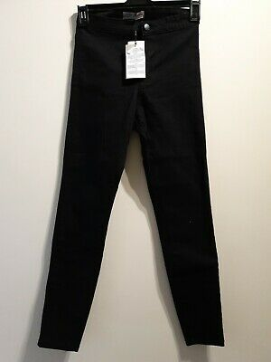 Bnwt Denim Co Highwaist Skinny Black Jeans Size 8