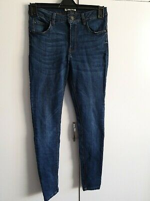 Denim Co Slim And Shape Skinny Jeans Size 14