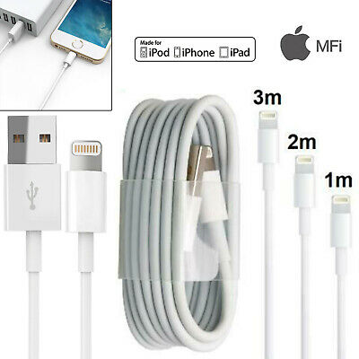 Super Fast Data Sync Lightning Charging Cable USB Charger For Apple iPhone iPad