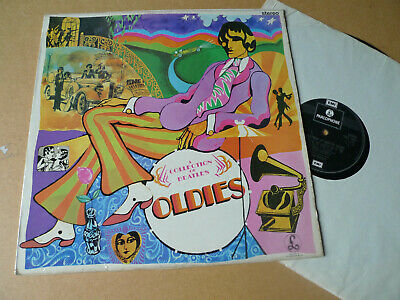 THE BEATLES A Collection Of Beatles Oldies LP Parlophone ‎PCS 7016