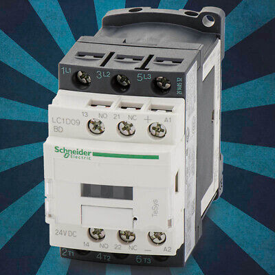NEW LC1D50G7 Schneider Electric Contactor
