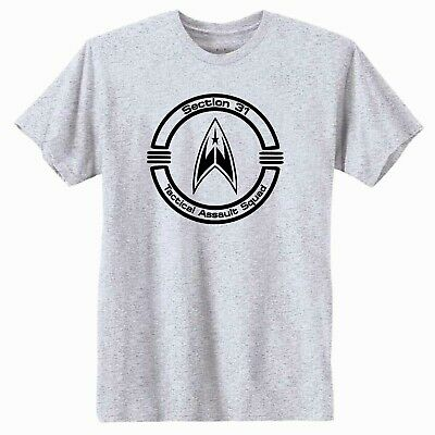 Section 31 Insignia T-Shirt. Star Trek Discovery