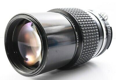 【Near Mint】Nikon AI Nikkor 200mm f/4 Ai Telephoto MF Lens  from Japan  # 570