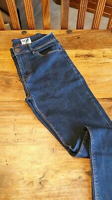 Boys Next Jeans, Skinny Age 12 Years, 152Cm Dark Navy,Great Condition