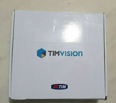 Decoder Digitale HD TIM VISION  TIMVISION - NO Android - Wi Fi