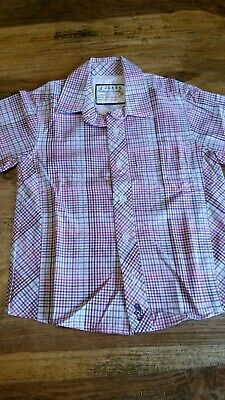 Boys Check Shirt From Debenhams ,J.jeans, Jasper Conran Age 4 , Great Condition
