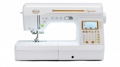 Baby Lock Soprono Quilt Model Sewing Machine New In Box