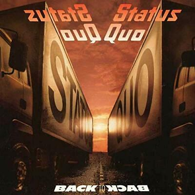 Status Quo-Back To Back -Deluxe- Cd Nuevo